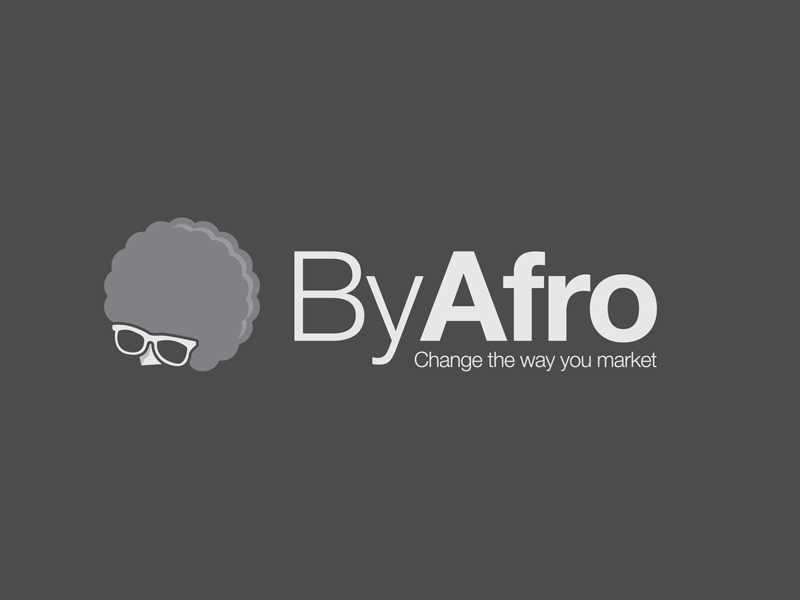By Afro's new Logo